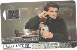 F 235 . LELOUCH . 50U . SC5 . COTE = 6 € - 1992