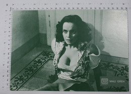 """LAURA ANTONELLI (MOVIE """"Lovers And Other Relatives"""" 1974.) - Vintage LOBBY CARDS - SMALL POSTER (LC1-40) - Publicité Cinématographique"""