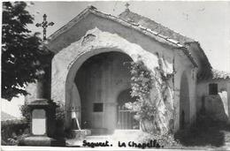 84. SEGURET. LA CHAPELLE - France