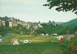 CP Wiltz - Camping Kousswiss 1982 - Wiltz