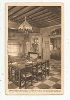 Cp , Restaurant , Auberge Du RELAIS FLEURI , 89 , SAUVIGNY LE BOIS Par Avallon , Bar , Salon , écrite - Hotels & Restaurants