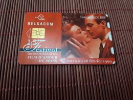 Phonecard Film Festival  Used Only 50.000 Ex Made - Belgium