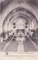 CPA - 48. THOUARS Intérieur De L'église Saint Médard - Thouars