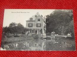 DEURNE  ZUID -     Boterlaer Hof  -  1906 - Antwerpen