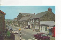 Postcard - High Street, Coedpoeth - Posted  23rd Aug 1989 Very Good - Postales