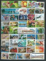 FRANCE   Années 2005/2008   43 Timbres Oblitérés Différents - Used Stamps