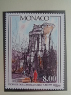 MONACO 1995  Y&T N° 1992  ** - BIMILLENAIRE DE L'EDIFICATION DU TROPHEE D'AUGUSTE A LA TURBIE - Neufs