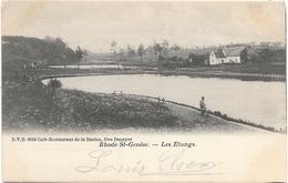 Rhode St-Genèse NA5: Les Etangs 1902 - Rhode-St-Genèse - St-Genesius-Rode