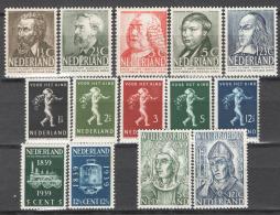 Olanda 1939 Annata Completa / Complete Year Set **/MNH VF - Netherlands