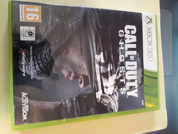 CALL OF DUTY  /  GHOSTS - X-Box