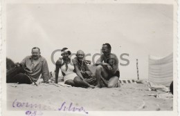 Romania - Carmen Sylva - 1934 - Swimsuit - Photo 85x60mm - Anonyme Personen