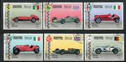 Manama Ob Michel N°  A 152 A à F 152 A - Voitures De Course - - Manama