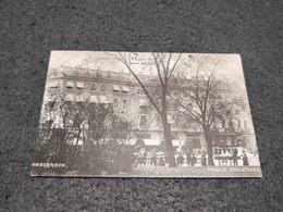 ANTIQUE PHOTO POSTCARD DENMARK COPENHAGEN HOTEL D' ANGLETERRE CIRCULATED 1910 - Danimarca