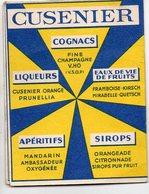 Calendrier 1957 CUSENIER (PPP13302) - Calendars