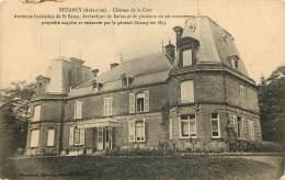 ARDENNES - BUZANCY - Château De La Cour-Ancienne Habitation De St Remy,Archevêque De Reims-Gl CHANZY Encien Propriétaire - Andere Gemeenten