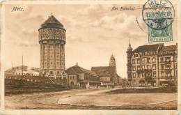 MOSELLE - METZ - Près De La Gare - Metz