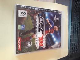 PES 2009  /  PRO EVOLUTION SOCCER - Sony PlayStation