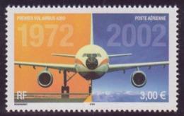 Année 2002 - N° 65 - 30 ème Anniversaire Du 1er Vol De L'Airbus A300 - 1960-.... Neufs
