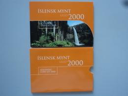 ISLANDE : COFFRET 2000  KM MS15   B.U. * - Iceland