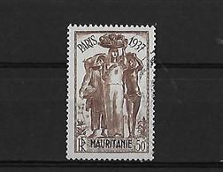 Mauritanie Yv. 69 O. - Oblitérés