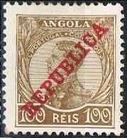 Angola, 1912, # 110, MNG - Angola