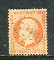 Superbe N° 23 Cachet GC 5100 ( Trébizonde ) - Centrage Parfait - 1862 Napoléon III.