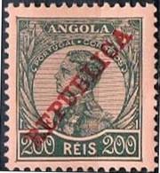 Angola, 1912, # 111, MH - Angola