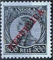 Angola, 1912, # 112, MH - Angola