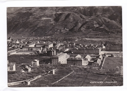 (CPSM : 14,5 X 10)  -   AOSTA  M. 575  -  PANORAMA - Aosta