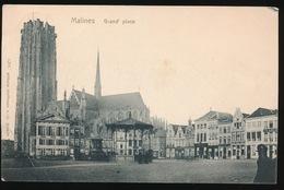 MECHELEN - GRAND'PLACE - Malines
