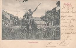 Neunstadt - Neptunbrunnen - Scan Recto-verso - Neustadt (Weinstr.)
