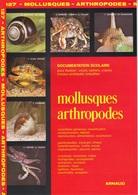 DOCUMENTATION SCOLAIRE ARNAUD N° 127 MOLLUSQUES ARTH LIVRET NEUF DE 16 PAGES COULEUR FERMETURE LIBRAIRIE - SITE Serbon63 - Books, Magazines, Comics