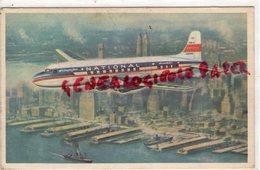 AVIATION- AVION THE STAR - SERVICE BETWEEN NEW YORK FLORIDA AND HAVANA- 1953 - 1946-....: Era Moderna