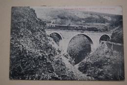 LACAUNE-les-BAINS.  Le Viaduc. Le Gourp-fumant - France