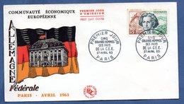 France  - 1 Jour -  Beethoven  --  23/4/1963 - 1960-1969
