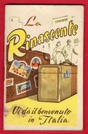 -- LA RINASCENTE -CALENDRIER AGENDA POUR CELEBRER L'ANNEE SAINTE A ROME -- - Calendars