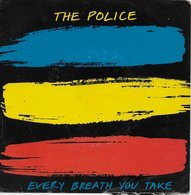 """The Police 45t. SP """" Every Breath You Take"""" - Rock"""