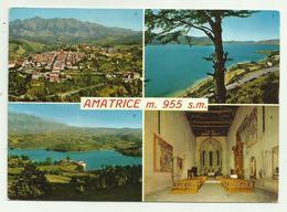AMATRICE - VEDUTE -  VIAGGIATA  FG - Rieti