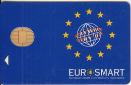 BELGIUM - Every Wher Every Day, Eurosmart(Oberthur-Bull) Demo Card - Belgium
