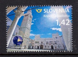 2.- SLOVENIA 2018 Tourism - Koper - Ferien & Tourismus