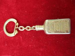 Porte-clés Publicitaire/Boisson/Cointreau/ Aluminium Doré / ANGERS/ Vers 1960    POC288 - Porte-clefs