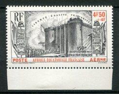 7405  A.E.F  PA 9**  150 ème Anniversaire De La Révolution Française  1939   TTB - Ungebraucht