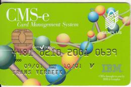 USA - CMS-e, Gemplus/IBM Bank Demo Card - Geldkarten (Ablauf Min. 10 Jahre)