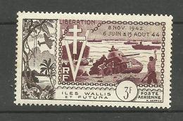 Wallis Et Futuna PA N°14 Neuf Avec Charnière* Cote 9.50 Euros - Nuevos