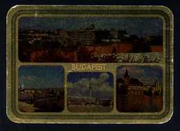 Hungría. Budapest. Circulada 1996. - Hungría