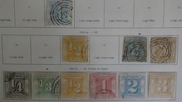 Grosse Collection Allemagne Du Début Dont Belles Valeurs Port Offert Dès 50 Euros D'achat - Timbres
