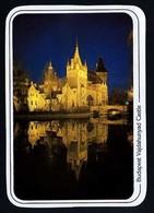 Hungría. Budapest *Vajdahunyad Castle* Foto: Gábriel István. Circulada 1990. - Hungría