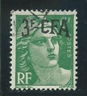 REUNION CFA: Obl., N° YT 295,TB - Reunion Island (1852-1975)