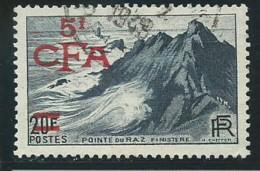 REUNION CFA: Obl., N° YT 297, TB - Réunion (1852-1975)