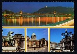 Hungría *Budapest* Circulada 1993, Rodillo IBUSZ Tinta Roja. - Hungría